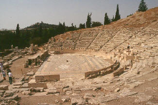 Ancient Theatre: Akropolis